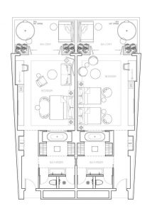 hotel layout design