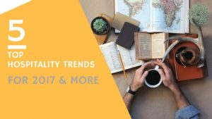 5 top hospitality trends