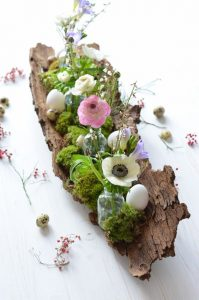easter ddecoration for tables